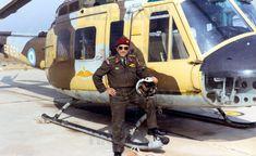 Υποστράτηγος (εα) Σοφός Κωνσταντίνος Hellenic Army, Aviation, Air Ride