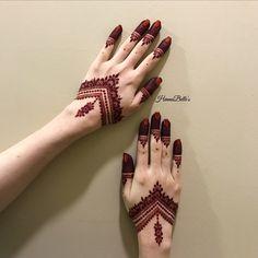 Pretty Henna Designs, Back Hand Mehndi Designs, Mehndi Designs Book, Mehndi Designs For Girls, Mehndi Designs For Beginners, Mehndi Design Photos, Unique Mehndi Designs, Wedding Mehndi Designs, Mehndi Designs For Fingers
