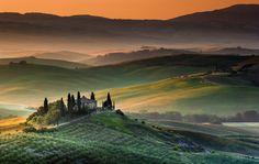 Tuscany by Francesco Riccardo
