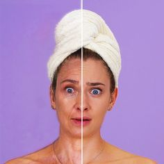 Easy ways to refresh your face Beauty Tips For Glowing Skin, Health And Beauty Tips, Beauty Skin, Beauty Makeup, Sexy Eye Makeup, Prom Makeup, Yoga Facial, Face Yoga Exercises, Healthy Skin Tips