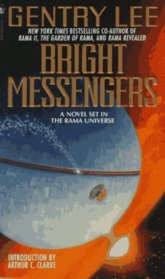 Bright Messengers: A New Novel Set in the Rama Universe by Gentry Lee, http://www.amazon.com/dp/0553573292/ref=cm_sw_r_pi_dp_iincqb1HQFQKZ