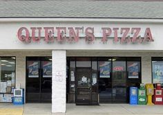Queen's Pizza Pearisburg – Virginia's Mountain Playground™ Virginia Mountains, Best Dining, Outdoor Recreation, Pizza, Neon Signs, Queen, Show Queen