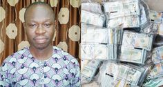 Ex-federal agency chief could be declared wanted  THE NATION - The Economic and Financial Crimes Commission(EFCC) yesterday released a statement that it had traced about $2.1million (N413million) seized at the Murtala Muhammed Airport in Lagos to a former Executive Secretary of a federal parastatal.  The commission mentioned that it may be forced to declare the man wanted