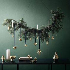 All the Best Scandinavian Christmas Decorations