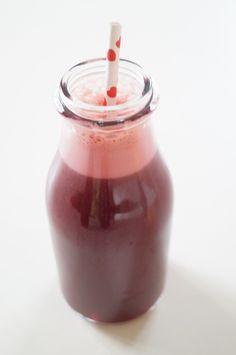Lækker opskrift på juice med rødbede og citron, der giver dig et ordentligt vitamintilskud.