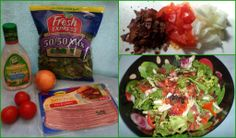 30 Day Salad Swap from Fresh Express http://wemake7.com/fresh-express-salad-review/
