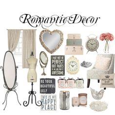 Update Your Space: Romantic Decor - Dana Renee {Style}