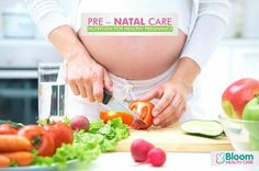 A balanced diet is extremely important for Pregnant Women