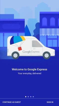 Express Onboarding Mobile Ui Design, App Ui Design, Web Design, Graphic Design, Design Art, App Landing Page, Landing Page Design, Splash App, Mobiles Webdesign