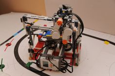 3ders.org - 15-year-old student building an open source LEGO-based 3D printer | 3D Printer News & 3D Printing News