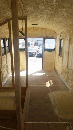 School Bus Camper Rv Bus Conversion For Sale By