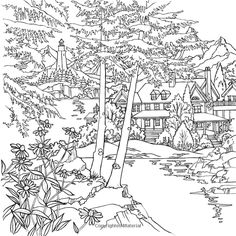 5 Things To Expect From Debbie Macombers New Coloring Book Davlin Publishing