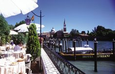 Image courtesy of the Belmond Hotel Cipriani Venice.  Love this place