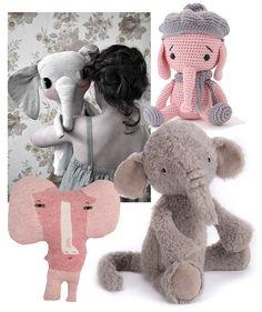 elephant plushies
