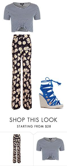 """""""Untitled #176"""" by iambeickyg on Polyvore featuring Rochas and Topshop"""