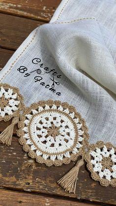 Crochet Fabric, Crochet Crafts, Crochet Doilies, Crochet Projects, Free Crochet, Crochet Tutorials, Crochet Designs, Crochet Patterns, Hardanger Embroidery