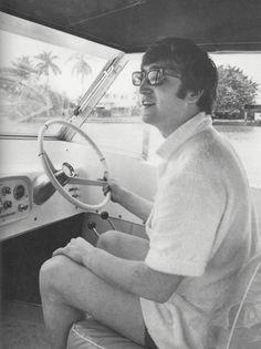 """JOHN LENNON """"DRIVING IN A BOAT"""""""