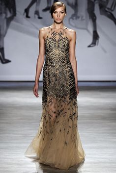 Lela Rose Spring 2015 Ready-to-Wear - Collection