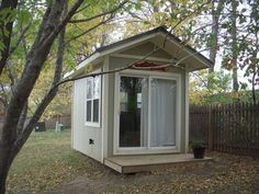 office shed fuck you backyard home office build