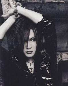 Uruha - the GazettE (*^。^*)