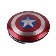 รีวิว สินค้า Avengers Powerbank Captain America แบตเตอรี่สำรอง ุ6800 mAh รุ่นกัปตันอเมริกา ☉ ขายด่วน Avengers Powerbank Captain America แบตเตอรี่สำรอง ุ6800 mAh รุ่นกัปตันอเมริกา ฟรีค่าจัดส่ง | catalogAvengers Powerbank Captain America แบตเตอรี่สำรอง ุ6800 mAh รุ่นกัปตันอเมริกา  รายละเอียดเพิ่มเติม : http://online.thprice.us/GoVnN    คุณกำลังต้องการ Avengers Powerbank Captain America แบตเตอรี่สำรอง ุ6800 mAh รุ่นกัปตันอเมริกา เพื่อช่วยแก้ไขปัญหา อยูใช่หรือไม่ ถ้าใช่คุณมาถูกที่แล้ว…