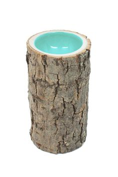 Aqua Log Bowl. Made from salvaged fallen trees all the way from Canada :) on www.mooreaseal.com