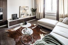 Living Room Hardwood Floors, Floor Design, Ottoman, Flooring, Chair, Elegant, Table, Furniture, Home Decor