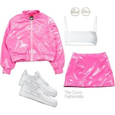 Untitled #1176 by thecurvyfashionistaa on Polyvore featuring polyvore, fashion, style, Ack, NIKE, me you and clothing