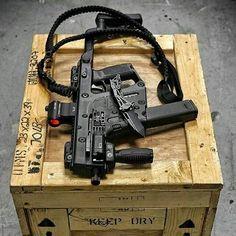 Kriss Arms Vector SBR