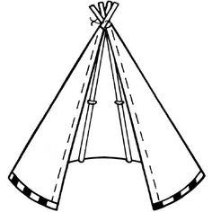 How to make a kids' teepee
