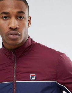 c44d8aa005d Fila Men s Vintage Track Jacket