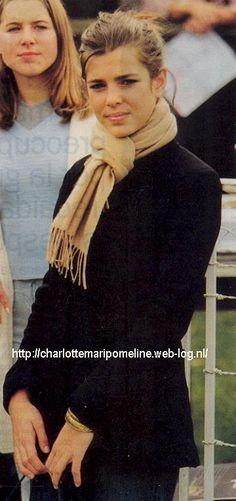 Charlotte Casiraghi (April 2004 - June 2009) - Page 123 - the Fashion Spot