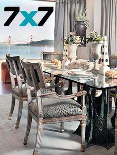 Press — Candace Barnes San Francisco Design, Outdoor Furniture Sets, Outdoor Decor, Table, Home Decor, Decoration Home, Room Decor, Tables, Home Interior Design