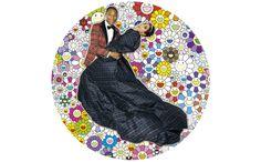 """L'exposition """"G I R L"""" de Pharrell Williams à la Galerie Perrotin"""