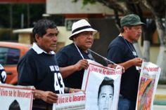 AYOTZINAPA: Concluye Caravana Sur-Sureste/Convocatoria para cartel del 3er. Aniversario