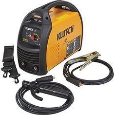 Cheap - Klutch ST200i Inverter-Powered Stick Welder - 230 Volts 200 Amp deals week