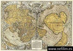 Mapas antediluvianos: Evidencia de civilizaciones avanzadas antes de la historia escrita #Antediluviano #PiriReis