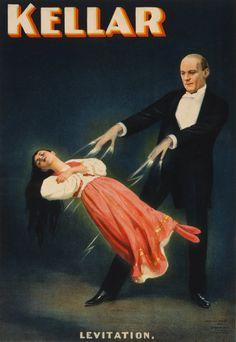 Harry Kellar #Magic #magician #Illusion