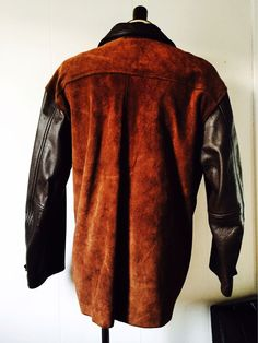 Vintage Leather Jacket, Jacket Style, Fur Coat, Jackets, Fashion, Down Jackets, Moda, Fashion Styles, Fur Coats