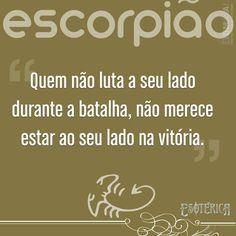 Esotérica Escorpião - Nem mais... :-/ November Rain, Karma, Horoscope, Thoughts, Jessie, Words, Quotes, Signs, Random