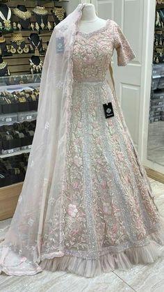 Latest Bridal Dresses, Asian Bridal Dresses, Indian Bridal Outfits, Indian Bridal Fashion, Pakistani Bridal Dresses, Indian Fashion Dresses, Indian Designer Outfits, Bridal Lehenga, Designer Dresses