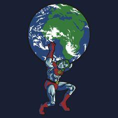 Captain Planet Shrugged