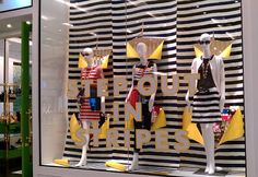 """step out in stripes"", pinned by Ton van der Veer"