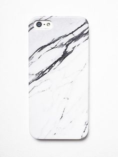 iphone case + marble + white