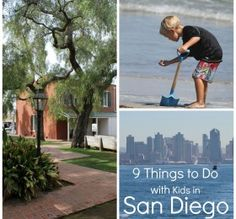 9 Things to Do with Kids in San Diego