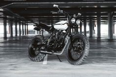 Dues Ex Machina Customized This Yamaha TW 225 To Perfection | Airows