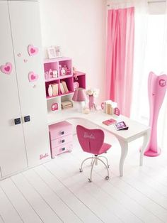 Cuartos de ni as on pinterest girls bedroom teen girl for Muebles para habitacion de nina