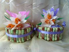 Master Class Suite Design 08 de marzo Cumpleaños comestible comestibles Embalaje de regalo Mini MK papel corrugado Cintas alimenticios foto 4