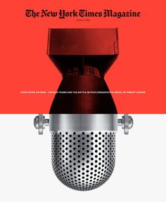 NY Times Magazine - The New York Times Design Director: Gail Bichler