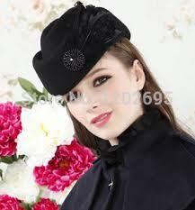 Resultado de imagen de sombreros de mujer antiguos